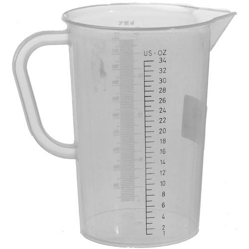 Hama PolyPropylene Graduate - 34 oz (Liter)