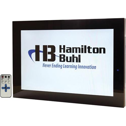 "HamiltonBuhl FlashSign 19"" Standalone Digital Signage Display"