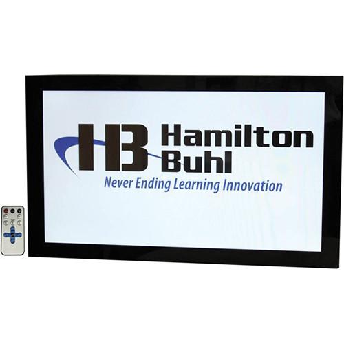 "HamiltonBuhl FlashSign 40"" Standalone Digital Signage Display"