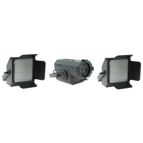 HamiltonBuhl BLK-150 Trio Lighting Kit