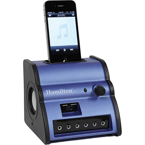 HamiltonBuhl DSIP-DOCK Digital Audio Hub with iPod/iPhone Dock