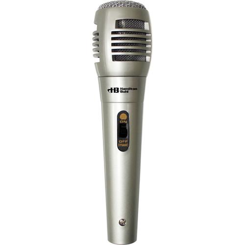 HamiltonBuhl DY-10 Dynamic Cardioid Handheld Microphone
