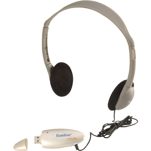 HamiltonBuhl Personal USB Headset