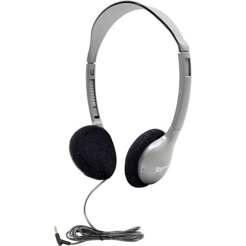 HamiltonBuhl HA2 SchoolMate Personal Stereo/Mono Headphones for Education