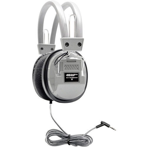 HamiltonBuhl HA-7 Deluxe Over-Ear Stereo Headphones