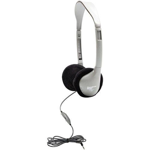 HamiltonBuhl HA-2V Stereo/Mono Headphones for Education