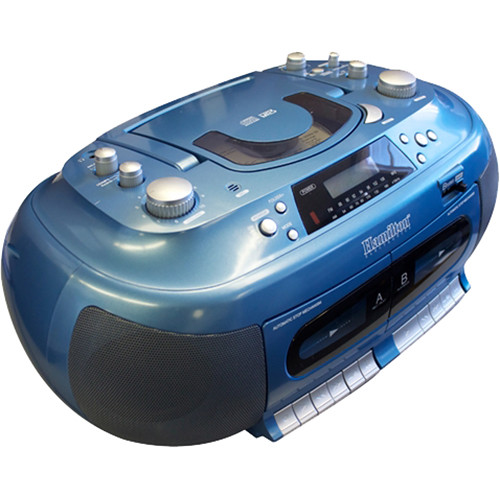 HamiltonBuhl MPC-6060 Portable Boom Box