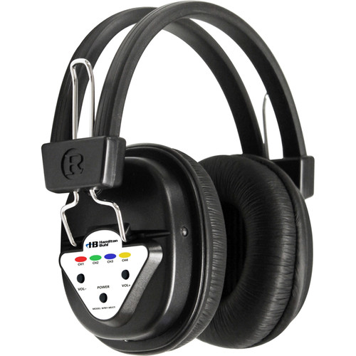 HamiltonBuhl W901-Multi Multi-Channel Wireless Headphones for 900-Series