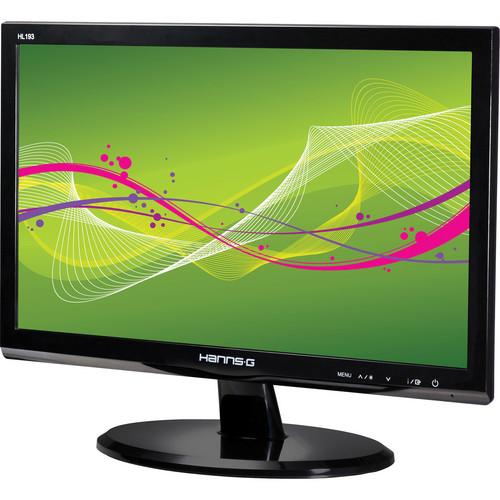 "Hanns.G HL161ABB 15.6"" Widescreen LED Monitor"
