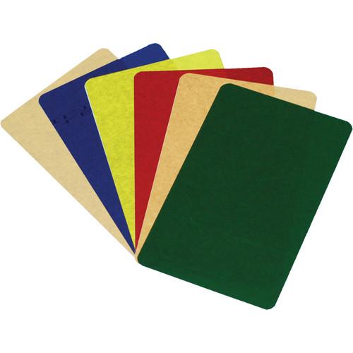 """Harbor Digital Design Quick Spot Color Filters (2 x 3.5"""", 6 Gels)"""