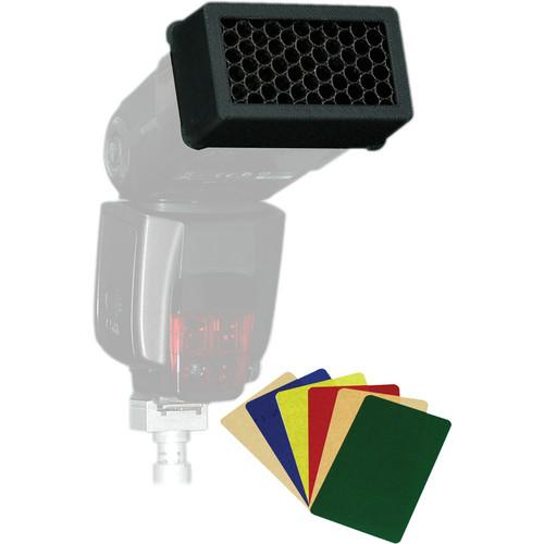 """Harbor Digital Design QSLG-A16 1/4"""" Quick Spot Kit with Gel Set (Large)"""