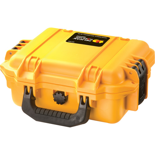 Pelican iM2050 Storm Case without Foam (Yellow)