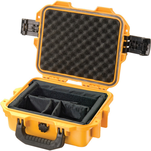 Pelican iM2050 Storm Case with Padded Dividers (Yellow)