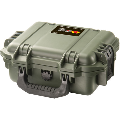 Pelican iM2050 Storm Case with Padded Dividers (Olive Drab)