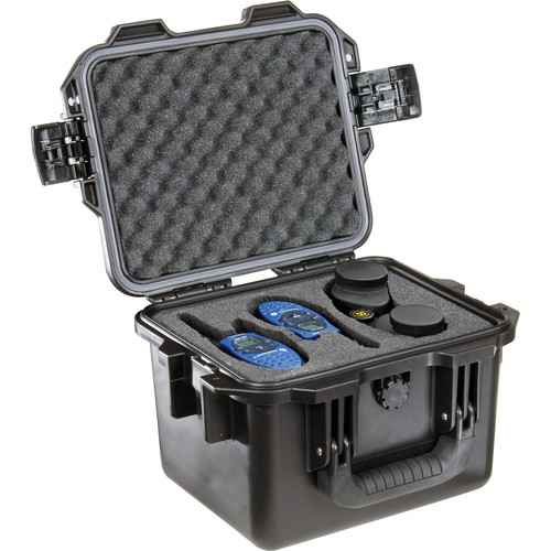 Pelican iM2075 Storm Case with Foam (Black)