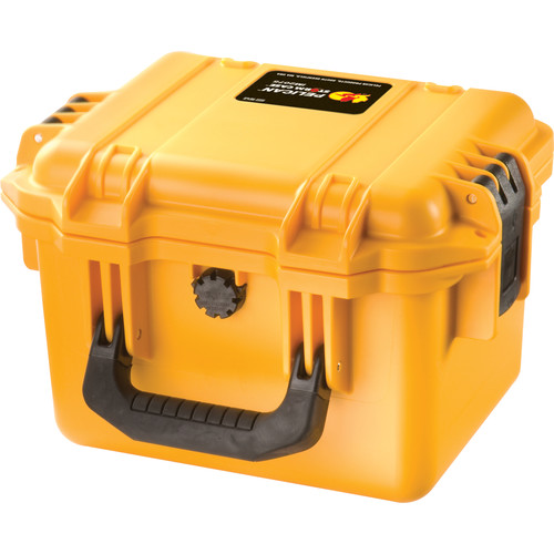 Pelican iM2075 Storm Case without Foam (Yellow)