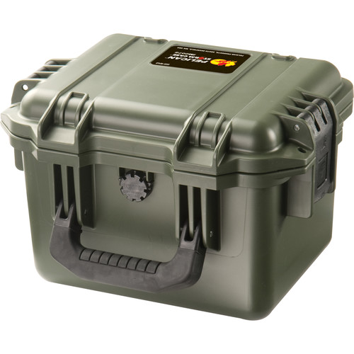 Pelican iM2075 Storm Case without Foam (Olive Drab)