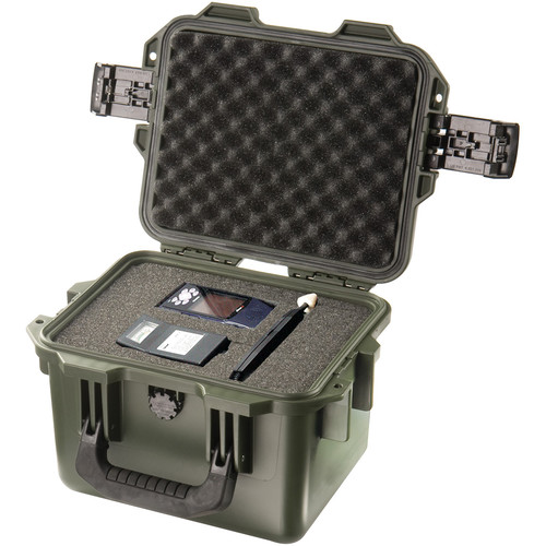 Pelican iM2075 Storm Case with Foam (Olive Drab)