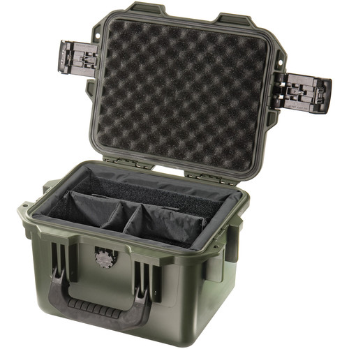 Pelican iM2075 Storm Case with Padded Dividers (Olive Drab)