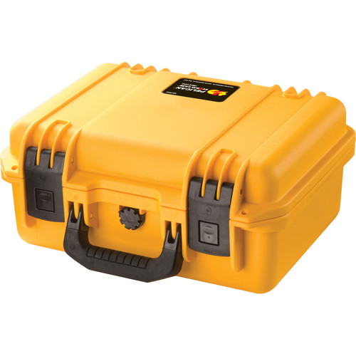 Pelican iM2100 Storm Case without Foam (Yellow)