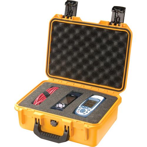 Pelican iM2100 Storm Case with Foam (Yellow)