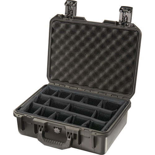 Pelican iM2200 Storm Case with Padded Dividers (Black)
