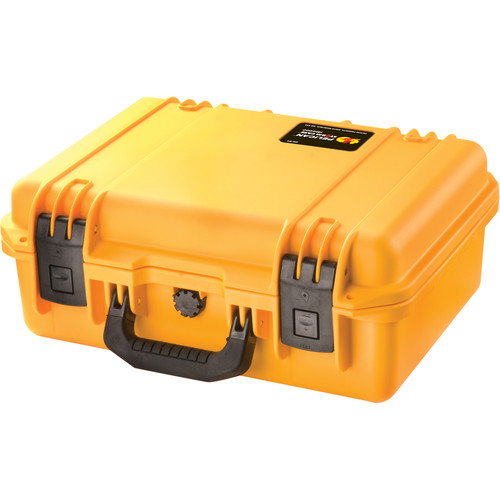 Pelican iM2200 Storm Case without Foam (Yellow)
