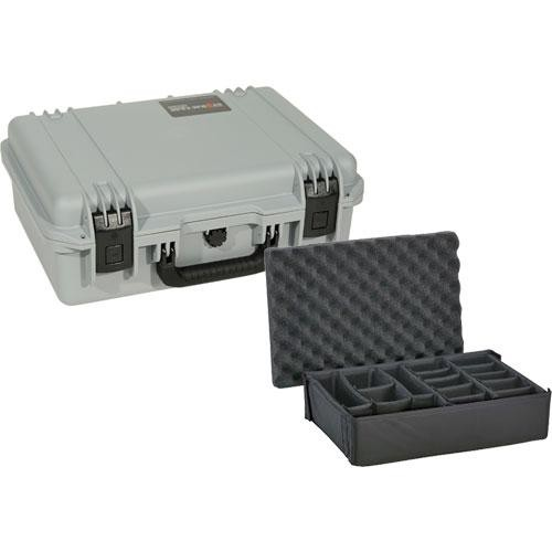 Pelican iM2300 Storm Case with Padded Dividers (Gray)