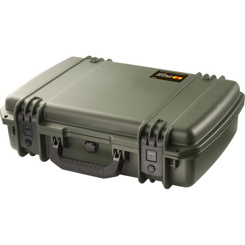 Pelican iM2370 Storm Case without Foam (Olive Drab)