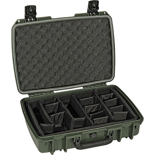 Pelican iM2370 Storm Case with Padded Dividers (Olive Drab)
