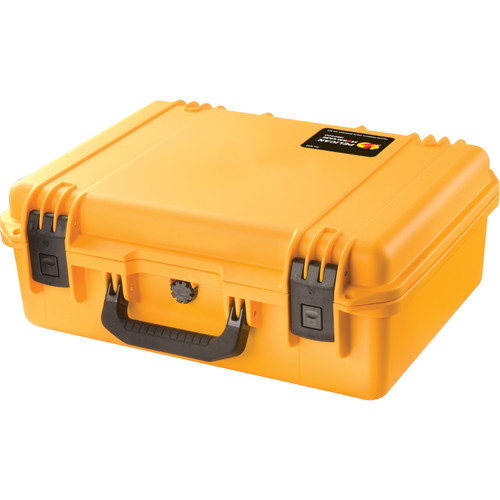 Pelican iM2400 Storm Case without Foam (Yellow)