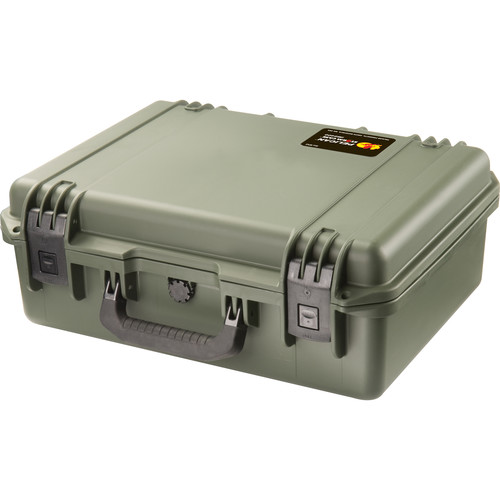 Pelican iM2400 Storm Case without Foam (Olive Drab)