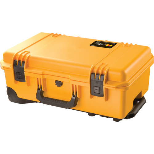 Pelican iM2500 Storm Trak Case without Foam (Yellow)