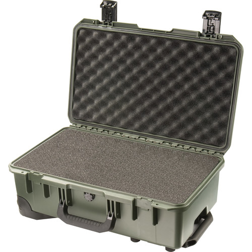 Pelican iM2500 Storm Trak Case with Foam (Olive Drab Green)