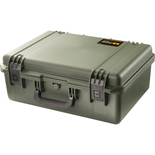 Pelican iM2600 Storm Case without Foam (Olive Drab)