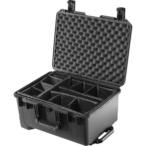Pelican iM2620 Storm Trak Case with Padded Dividers (Black)