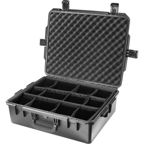 Pelican iM2700 Storm Case with Padded Dividers (Black)