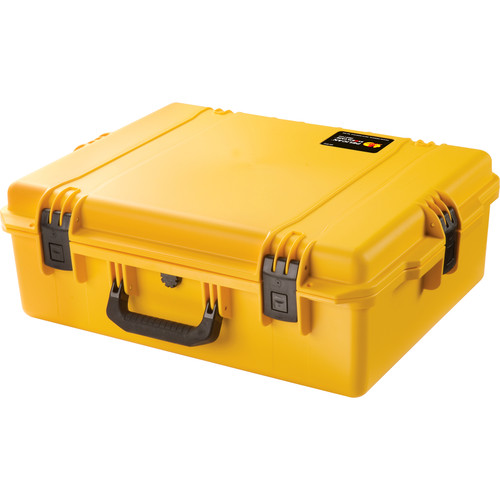 Pelican iM2700 Storm Case without Foam (Yellow)
