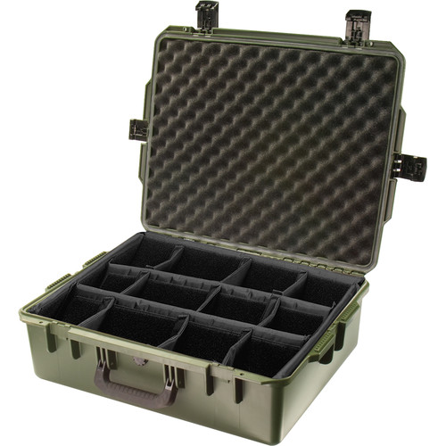 Pelican iM2700 Storm Case with Padded Dividers (Olive Drab)