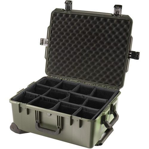 Pelican iM2720 Storm Trak Case with Padded Dividers (Olive Drab)