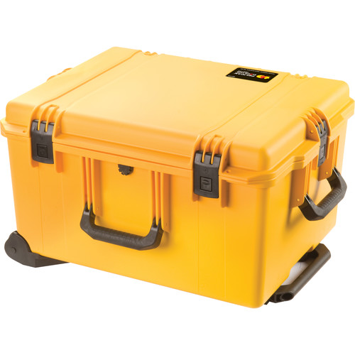 Pelican iM2750 Storm Trak Case without Foam (Yellow)