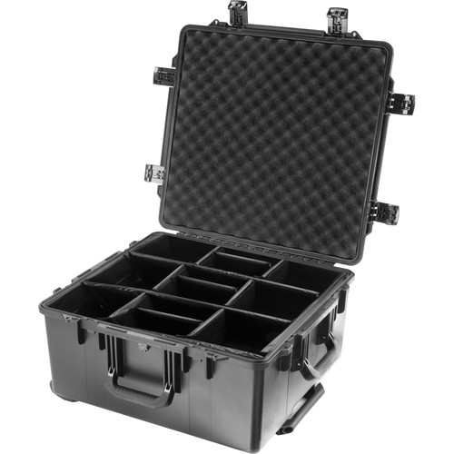 Pelican iM2875 Storm Trak Case with Padded Dividers (Black)