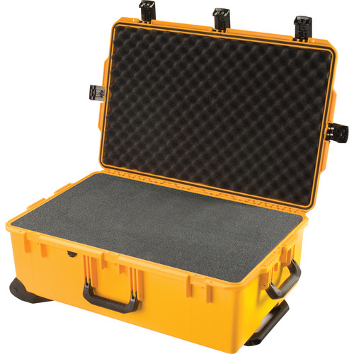 Pelican iM2950 Storm Trak Case with Foam (Yellow)