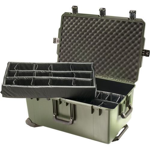 Pelican iM2975 Storm Trak Case with Padded Dividers (Olive Drab)
