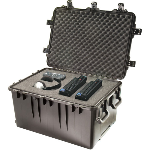 Pelican iM3075 Storm Trak Case with Foam (Black)
