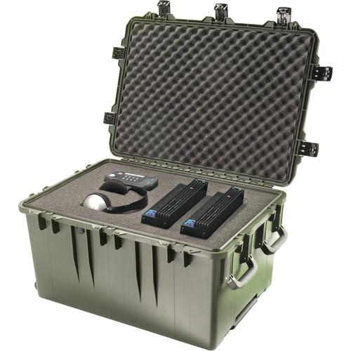 Pelican iM3075 Storm Trak Case with Foam (Olive Drab)
