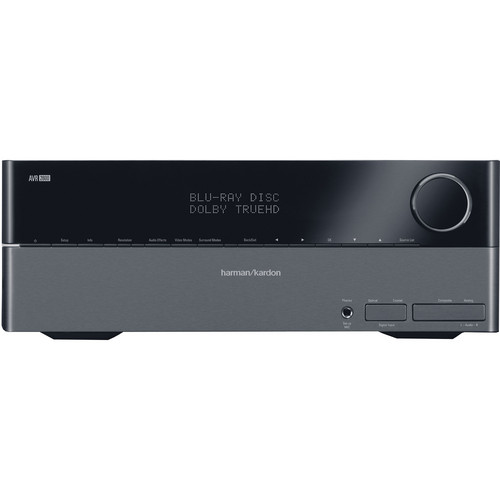 Harman Kardon AVR-2600 7.1-Channel A/V Receiver