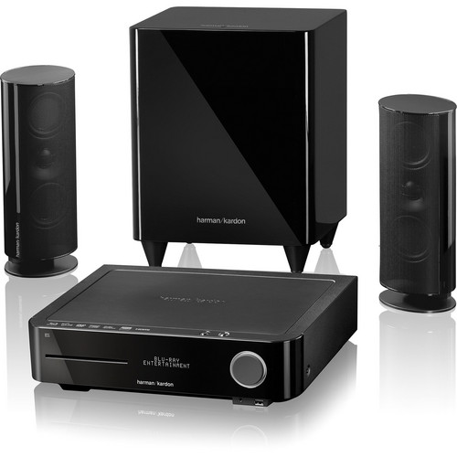Harman Kardon BDS 400 2.1-Channel Home Entertainment Center