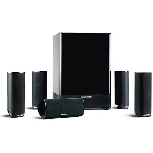 Harman Kardon HKTS 18 Home Theater Speaker System (Black)