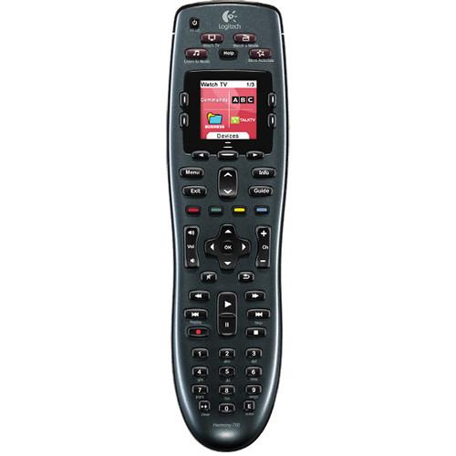 Harmony/Logitech Harmony 700 Advanced Universal Remote